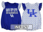 Kentucky Wildcats Outerstuff NCAA Infant Girls Polka Dot Fan Set Outfits