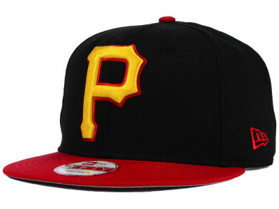 Pittsburgh Pirates MLB Biggie 9FIFTY Snapback Cap Hats