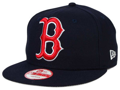 Boston Red Sox MLB Biggie 9FIFTY Snapback Cap Hats