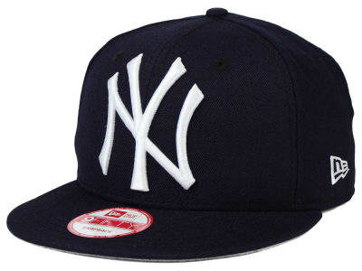 New York Yankees MLB Biggie 9FIFTY Snapback Cap Hats