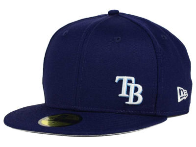 Tampa Bay Rays MLB Smalls 59FIFTY Cap Hats