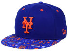 New York Mets New Era MLB Geo 59FIFTY Cap Fitted Hats
