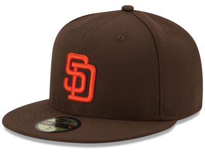San Diego Padres MLB 2015 SE On-Field 59FIFTY Cap Hats