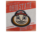 Ohio State Buckeyes Legacy 14x14 Vintage Mascot Wall Art Collectibles