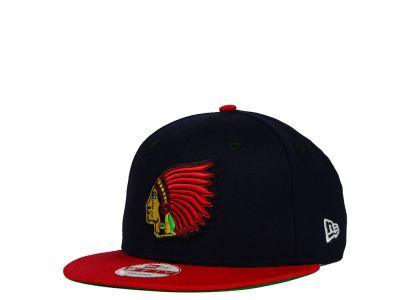 Boston Braves MLB 2 Tone Link Cooperstown 9FIFTY Snapback Cap Hats