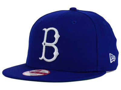 Brooklyn Dodgers MLB 2 Tone Link Cooperstown 9FIFTY Snapback Cap Hats