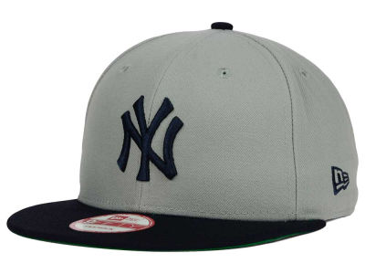New York Yankees MLB 2 Tone Link Cooperstown 9FIFTY Snapback Cap Hats