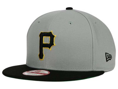Pittsburgh Pirates MLB 2 Tone Link Cooperstown 9FIFTY Snapback Cap Hats