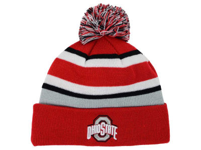 J America NCAA The Greatest Pom Knit Hats