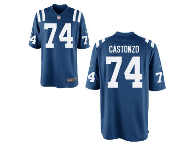 Nike Anthony Castonzo NFL Men's Game Jersey