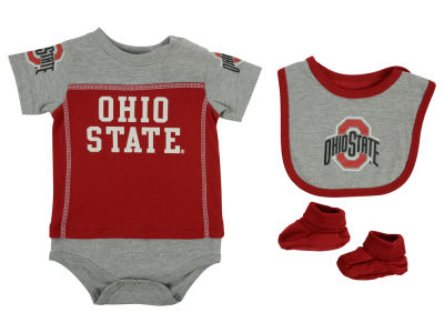 Outerstuff NCAA Newborn Lil Jersey Set