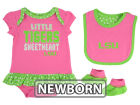 LSU Tigers Outerstuff NCAA Newborn Girls Pink Little Sweet Set Outfits