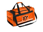 Cincinnati Bengals Forever Collectibles Striped Core Duffle Bag Luggage, Backpacks & Bags