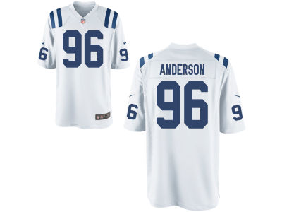 Nike Henry Anderson NFL Men's Game Jersey