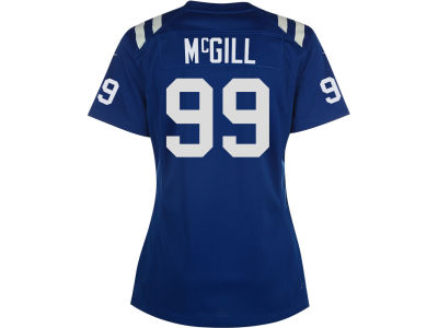 Nike T.Y. McGill NFL Women's Game Jersey