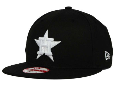 Houston Astros MLB B-Dub 9FIFTY Snapback Cap Hats