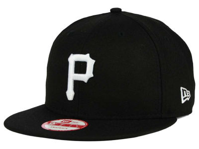 Pittsburgh Pirates MLB B-Dub 9FIFTY Snapback Cap Hats