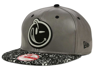 YUMS Leather Speckled 9FIFTY Snapback Cap Hats