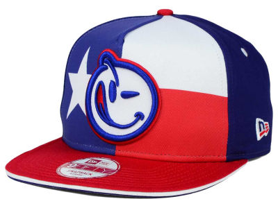 YUMS Texas Flag 9FIFTY Snapback Cap Hats