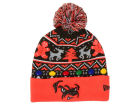 Cleveland Browns New Era NFL Ugly Sweater Pom Knit Hats