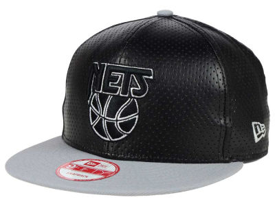 New Jersey Nets NBA HWC Perfect 9FIFTY Snapback Cap Hats