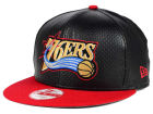 Philadelphia 76ers New Era NBA HWC Perfect 9FIFTY Snapback Cap Adjustable Hats
