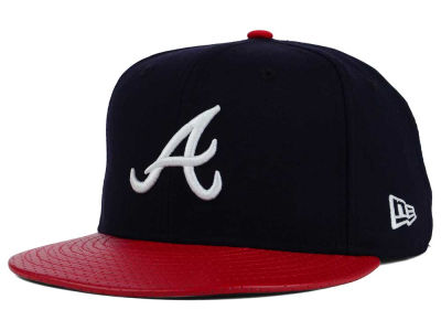 Atlanta Braves MLB All Field Perforated 59FIFTY Cap Hats