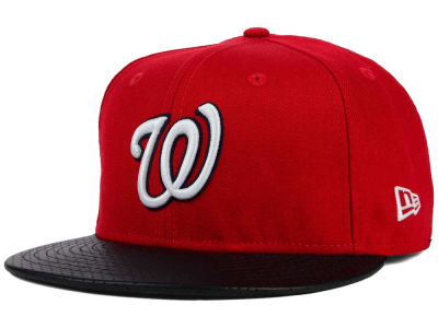 Washington Nationals MLB All Field Perforated 59FIFTY Cap Hats