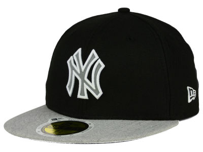 New York Yankees MLB Night Reflective 59FIFTY Cap Hats