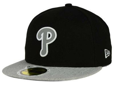Philadelphia Phillies MLB Night Reflective 59FIFTY Cap Hats