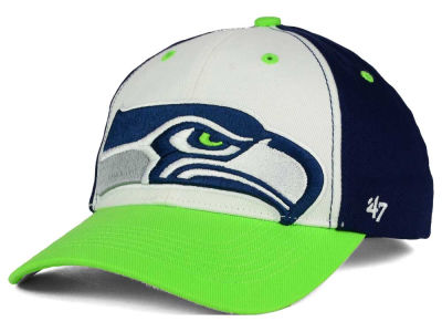 Seattle Seahawks NFL Youth Lil Show '47 MVP Cap Hats