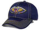 New Orleans Pelicans adidas NBA Reflective Flex Cap Stretch Fitted Hats