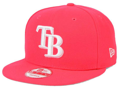 Tampa Bay Rays MLB C-Dub 9FIFTY Snapback Cap Hats