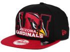 Arizona Cardinals New Era NFL Big City 9FIFTY Snapback Cap Adjustable Hats
