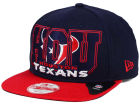 Houston Texans New Era NFL Big City 9FIFTY Snapback Cap Adjustable Hats