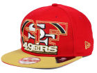 San Francisco 49ers New Era NFL Big City 9FIFTY Snapback Cap Adjustable Hats