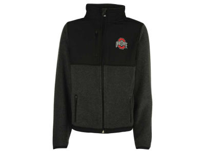 J America NCAA Youth Microfleece Jacket