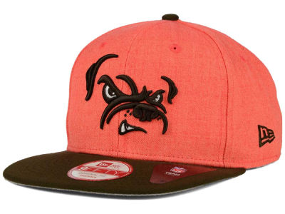 Cleveland Browns NFL Logo Grand 9FIFTY Snapback Cap Hats