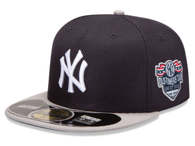b00a2b991d5 New York Yankees New Era MLB 2015 Old Timers  Day Patch 59FIFTY Cap ...