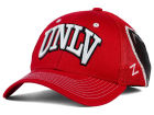 UNLV Runnin Rebels Zephyr NCAA Screenplay Flex Hat Stretch Fitted Hats