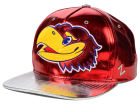 Kansas Jayhawks Zephyr NCAA Gridiron Snapback Hat Adjustable Hats