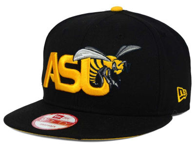 Alabama State Hornets NCAA Core 9FIFTY Snapback Cap Hats