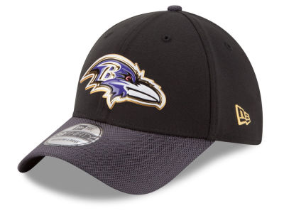 Baltimore Ravens NFL Gold Collection On Field 39THIRTY Cap Hats