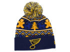 St. Louis Blues New Era NHL Ugly Sweater Knit Hats