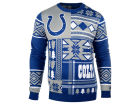 NFL Men's Patches Ugly Sweater