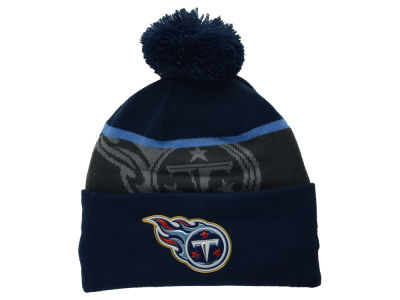 Tennessee Titans NFL Gold Collection Team Color Knit Hats