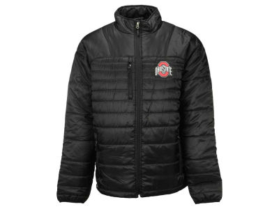 J America NCAA Men's Puffer Jacket