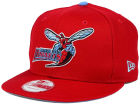 Delaware State Hornets New Era NCAA Core 9FIFTY Snapback Cap Adjustable Hats
