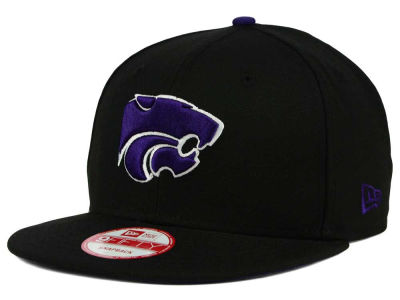 Kansas State Wildcats NCAA Core 9FIFTY Snapback Cap Hats