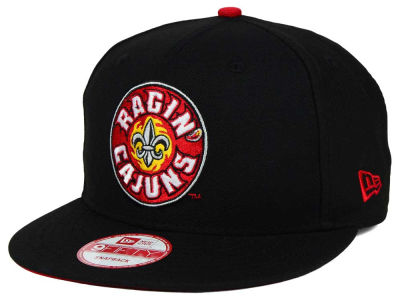 Louisiana Ragin' Cajuns NCAA Core 9FIFTY Snapback Cap Hats